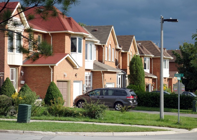 unpleasant odours houses